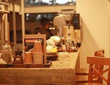 咖啡饮品店